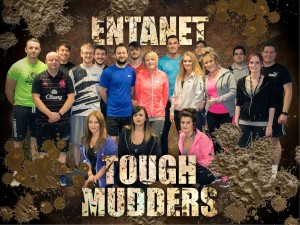 Entanet Tough Mudder group