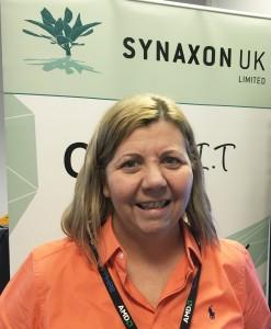 Synaxon Lisa Winstanley